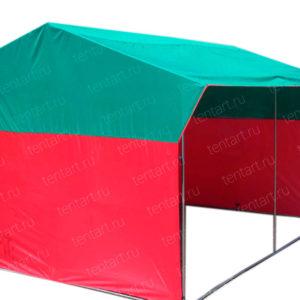 Торговая палатка РЯД 4*3 (квадратная труба)