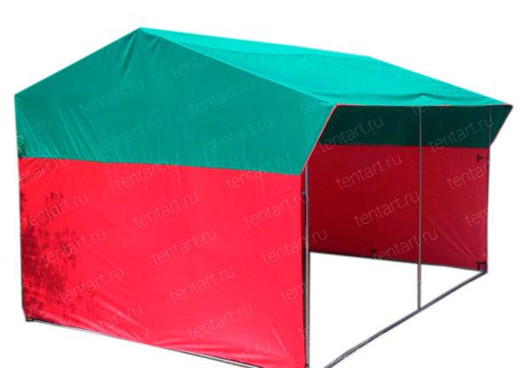 Торговая палатка РЯД 4*3 (квадратная труба) 1