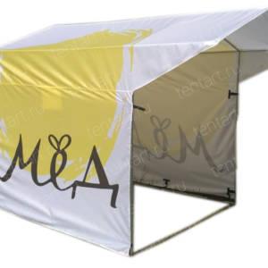 Торговая палатка ДОМИК 2*2 (круглая труба 20⌀ мм.)