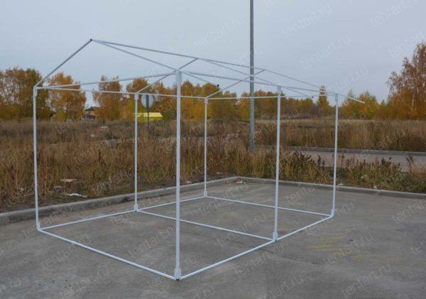 Торговая палатка РЯД 4*3 (квадратная труба) 2