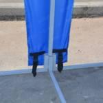 Шатер павильон 6*3 синий (без стенок) 7